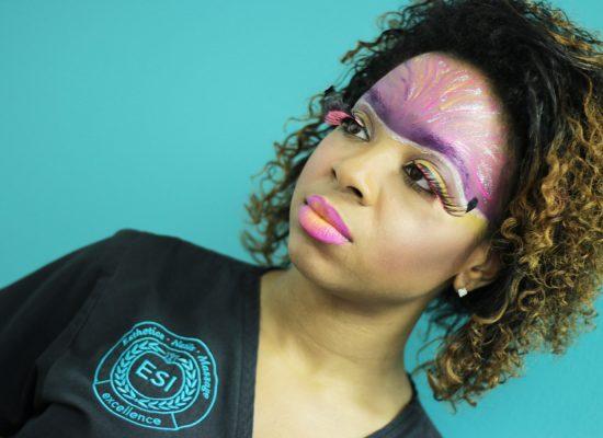 ESI Student Fantasy Makeup