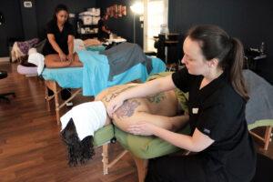 Massage Class Clinic