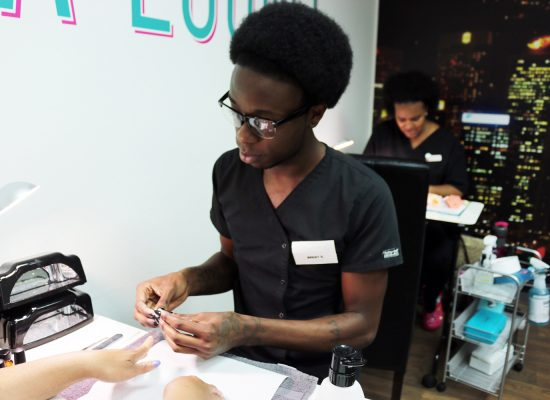 Nail Care Manicure