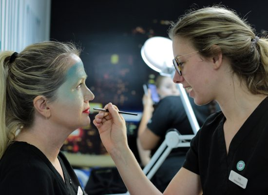 Fantasy Makeup Practice