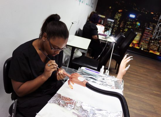 Nail Tech Classroom Clinic